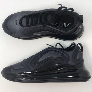 Nike women's air max 720 black grey gray
